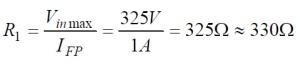 Phototriac Equation 4