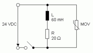 Figure 4: Switching Off Inductive Loads