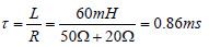 PhotoMOS: Varistor's Protection Duration